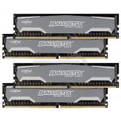 Crucial Ballistix Sports lt  4x4GB 2400Mhz DDR4 Dual Channel