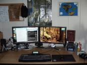 aktuelles Bild auf meinen Desk