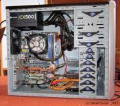 PC von Seite