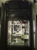 Frontansicht - auf Durchflusssensor&AGB